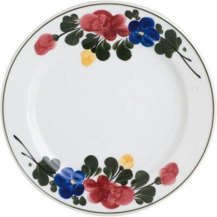 Sekély tányér Lilien Josefine Alpenflora 19 cm