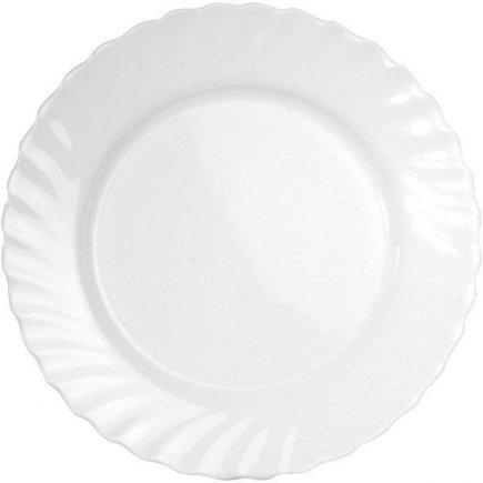 Sekély desszert tányér Arcoroc Trianon 19,5 cm