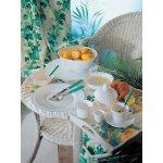 Sekély desszert tányér 19,5 cm, edzett üveg, Trianon, Arcoroc