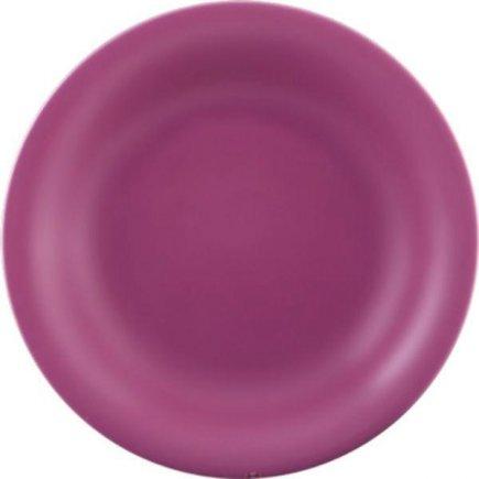 Sekély tányér Lilien Daisy 19 cm, lila