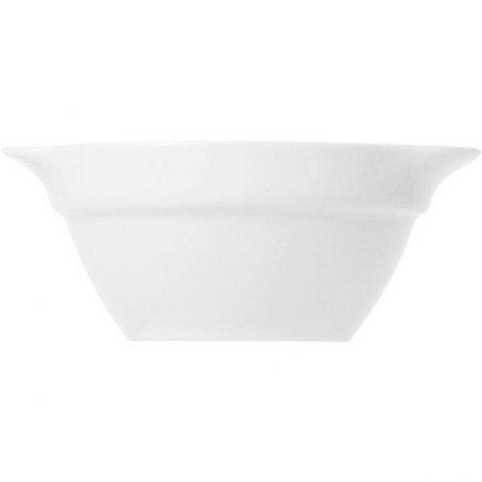 Leveses tál, egymásba rakható 0,33 l, porcelán, Praktik, Thun