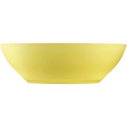 Nagy tál 1,65 l Daisy Lilien sárga 23 cm
