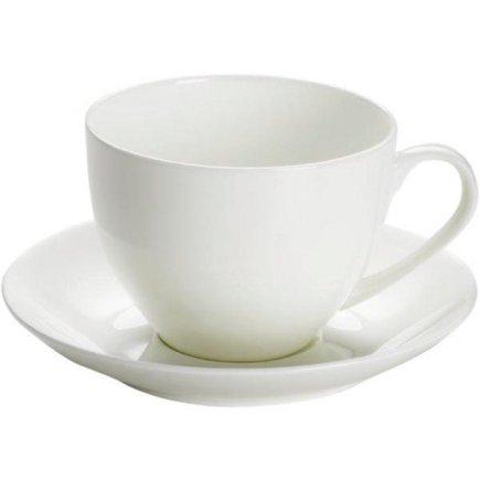Teáscsésze 0,28 l, csészealj 14,3 cm, Cashmere Maxwell & Williams