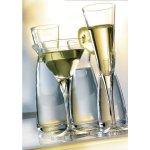 Pezsgőboros pohár Bormioli Rocco Ypsilon 162 ml