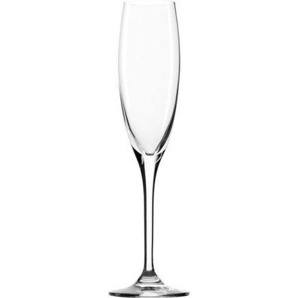 Pezsgős, pezsgőboros pohár ilios 170 ml mérce 0,1 l