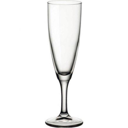 Pezsgőboros pohár Bormioli Rocco 150 ml mérce 0,1 l