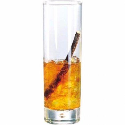 Long drinkes pohár Durobor Disco 300 ml mérce 0,2 l, 2+4 cl