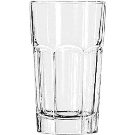 Koktél, kevert ital pohár Libbey Gibraltar Hi Ball 207 ml