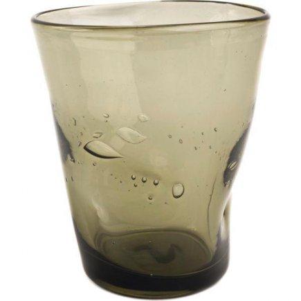 Üdítőitalos pohár 310 ml Samoa, szürke