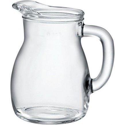 Üvegkancsók Brormioli Rocco Bistrot 250 ml mérce 1/4 l