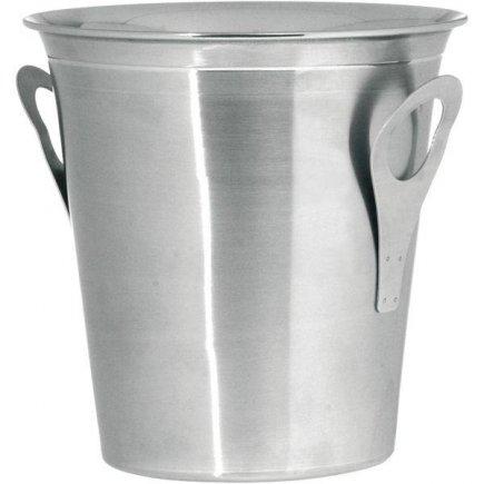 Borhűtő edény, pezsgő, rozsdamentes, m= 21cm, APS