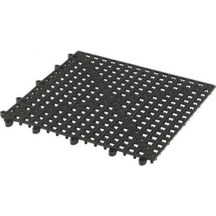Bár Paderno pohár alátét 30x30 cm, fekete