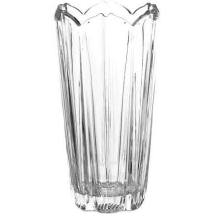 Üveg váza Bormioli Rocco Corolla 23 cm