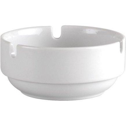 Porcelán hamutartó 10 cm, City - Lilien