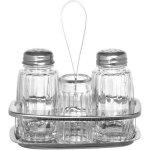 Tartalék üveg fedővel a fűszer szetthez 226647013, Gastro