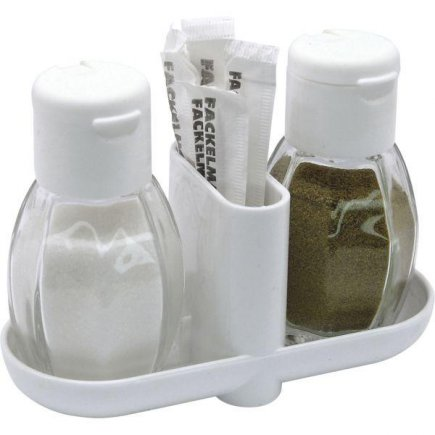 Menász, 3-részes, só, fűszer, fogpiszkáló, Fackelmann