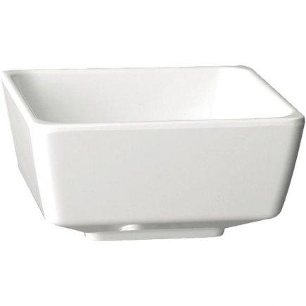 Büfé tál melamin APS San Float 4000 ml, fehér