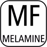Tálalási gasztro tálca APS melamin tégla alakú GN 1/3
