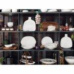 Sekély tányér Villeroy & Boch Artesano 25x19x5 cm, hatszögletű