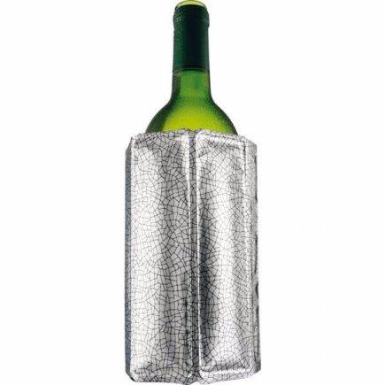 Borhűtő Vacu Vin Aktiv, ezüst
