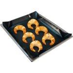 Sütő alátét Gastro 40x33 cm, fekete