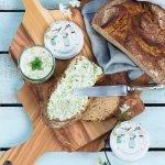 Befőző tégelyek Gastro 167 ml, fedél Homemade