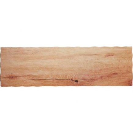 Tálaló tálca melamin APS 53x16,2 cm, fa megjelenés