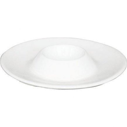Tojás állvány Gastro Trend 13 cm, fehér
