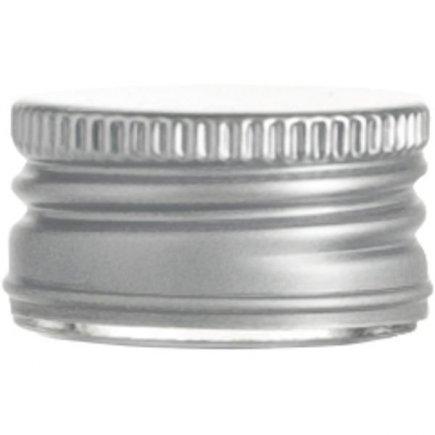 Csavarós kupak Gastro 10 db, ezüst