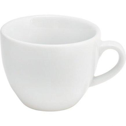 Eszpresszó csésze Kahla Pronto 80 ml, fehér