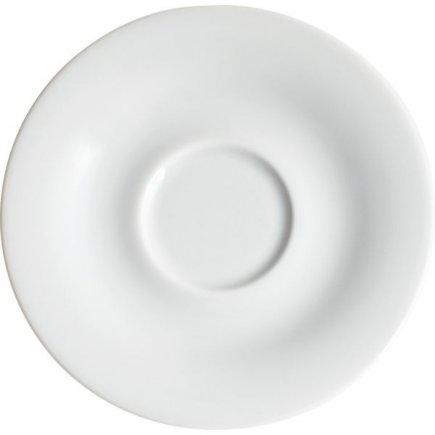 Cappuccino csészealj Kahla Pronto 14,6 cm, fehér