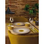 Mély tányér Villeroy & Boch Amarah 29/14 cm, sárga