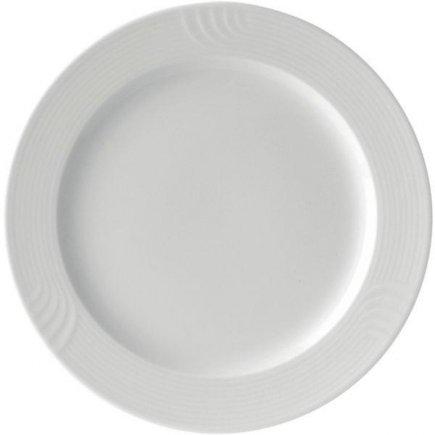 Sekély tányér 25 cm Carat Uni - Bauscher