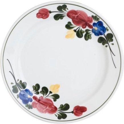 Sekély tányér Lilien Josefine Alpenflora 24 cm