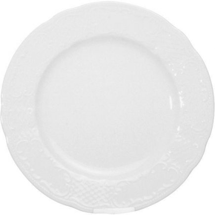 Sekély Club tányér 30 cm porcelán, Salzburg, Seltmann
