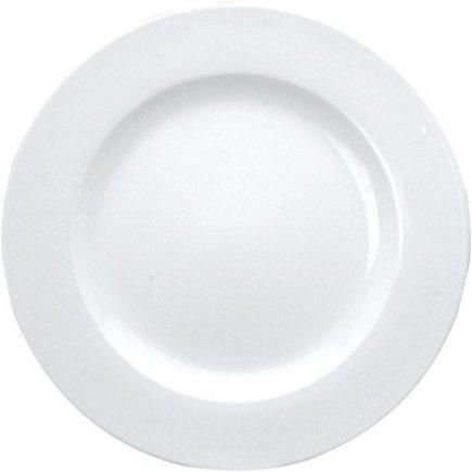Sekély Club tányér 30,5 cm porcelán, Acapulco - Roma, Tognana