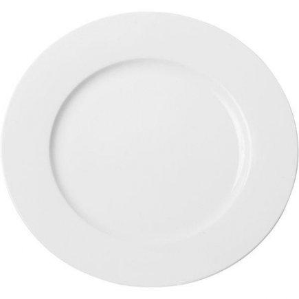 Sekély tányér 21 cm porcelán, Praktik, Thun