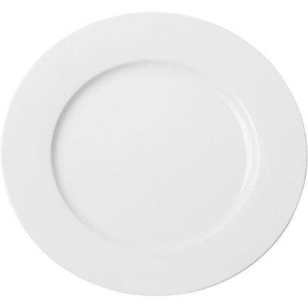 Sekély tányér 25 cm porcelán, Praktik, Thun
