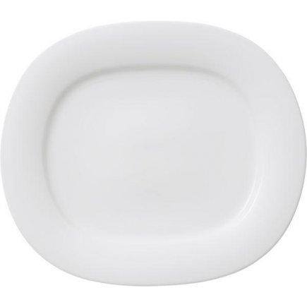 Sekély tányér ovális Villeroy & Boch Affinity 28x24,5 cm