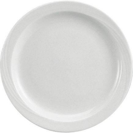 Sekély tányér Schönwald Donna 26 cm, keskeny premmel