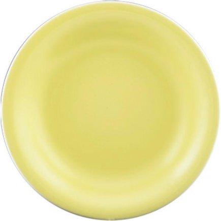 Mélytányér 22 cm Daisy Lilien sárga