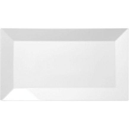 Téglalap alakú tányér 45x26 cm Actual plus - Lilien