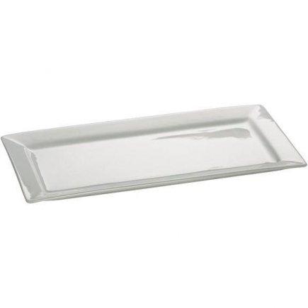 Téglalap alakú sekély tányér 36x17,7 cm Basic Maxwell & Williams