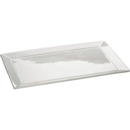 Téglalap alakú sekély tányér 45x28 cm Basic Maxwell & Williams