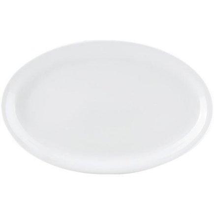 Club tányér 32x19 porcelán, Praktik, Thun