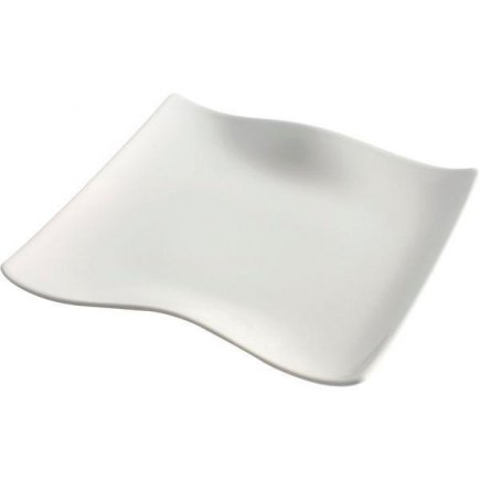 Négyzet alakú tányér Villeroy & Boch Cera 21x21 cm