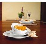 Háromrészes tányér Seltmann Imperial rendszer 25,5 cm
