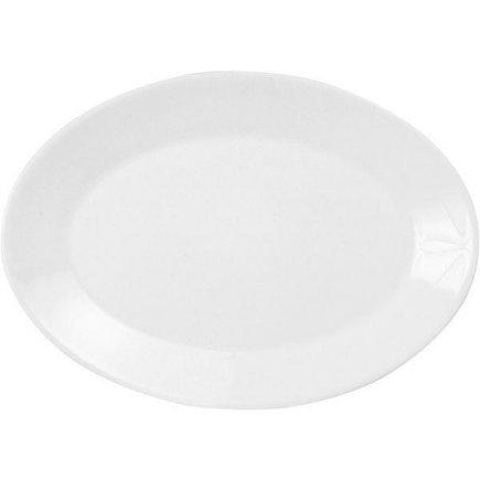 Ovális tányér Arcoroc 29x21 cm
