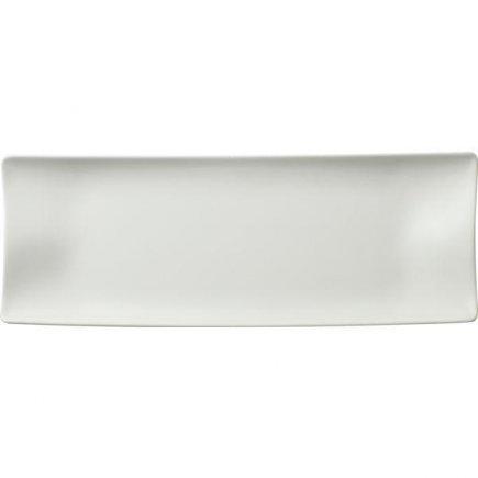 Téglalap alakú Club tányér 42x15 cm, előétel, desszert, Cera, Villeroy & Boch