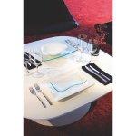 Tégla alakú Club tányér 42x15 cm, előétel, desszert, Cera, Villeroy & Boch